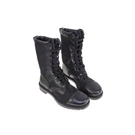 Ботинки с высоким берцем ( Берцы ) БТК уставные облегченные черные