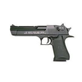 Страйкбольный пистолет KWC Desert Eagle BK CO2 GBB (KCB-51AHN)