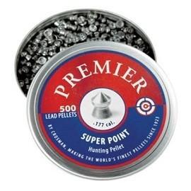 Пули пневматические Crosman Super Point 4,5 мм 7,9 гран (500 шт.)